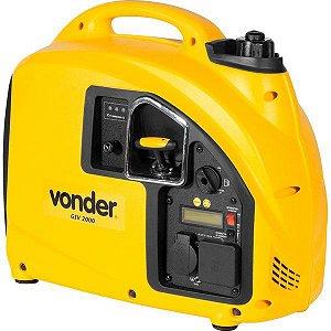 Gerador/Inversor a gasolina GIV 2000 VONDER