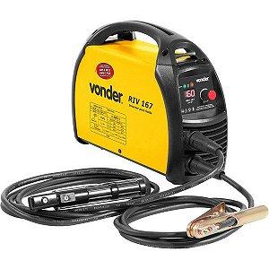 Inversor Digital para Solda 220 V~ RIV 167 VONDER