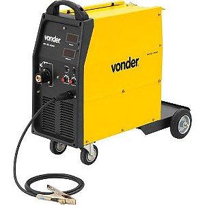 Máquina para solda MIG/MAG MM 251 monofásica VONDER