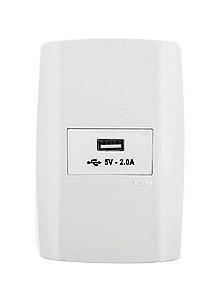 Tomada Slim 2A USB