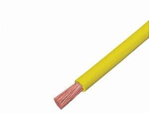 Fio Flex 2,5 mm Amarelo c/ 100m