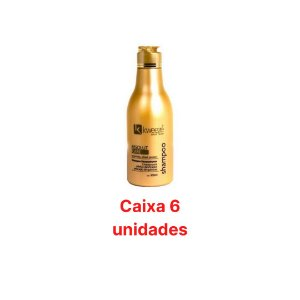 Caixa com 6 unidades de Shampoo Absolut Care 300ml