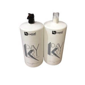Kit Shampoo, Condicionador Day By Day Kadma Kweeze