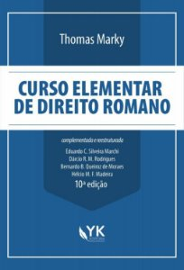 Curso Elementar de Direito Romano - 10ª Edição