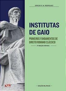 Institutas de Gaio 2ª Edição