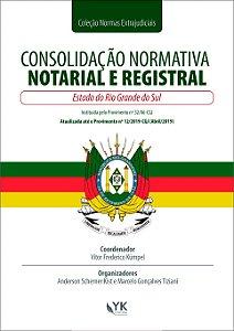 Consolidação Normativa Notarial e Registral - Rio Grande do Sul