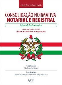 Consolidação Normativa Notarial e Registral - Santa Catarina