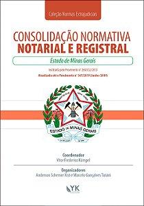 Consolidação Normativa Notarial e Registral - Minas Gerais