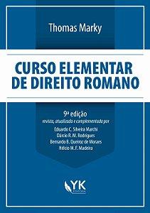 Curso Elementar de Direito Romano - 9ª Edição