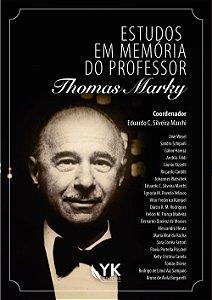 Estudos em Memória do Professor Thomas Marky (pré-venda)