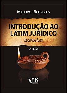 Introdução ao Latim Jurídico (pré-venda)