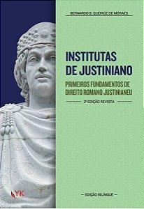Institutas de Justiniano - 2ª ed.