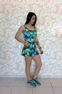 Vestido Light Estampado