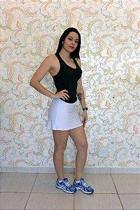 Saia Short Branco