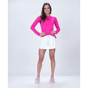 Short Saia Livia 130142 Branco