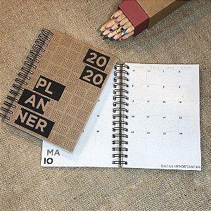 Unagi Planner 2020