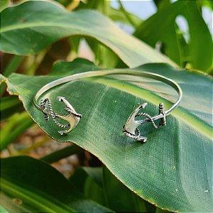 Bracelete Âncora em Prata 925