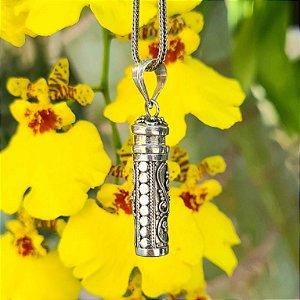 Pingente Perfumeiro em Prata 925