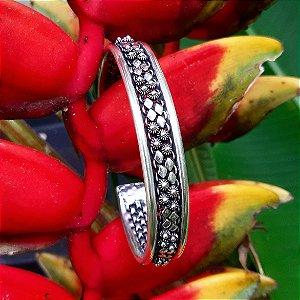 Bracelete Bali Pikun em Prata 925