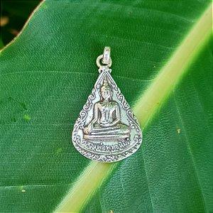 Pingente Buda em Prata 925