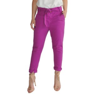 Calça Clochard Color Magenta