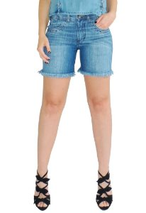 Bermuda Jeans Desfiada