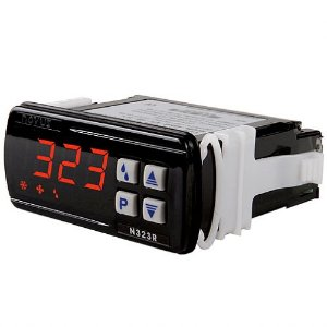 Controlador de Temperatura para refrigeração com 2 sensores N323R