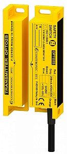 SENSOR DE SEGURANÇA OPTO2S - Miniature safety Switch IP68
