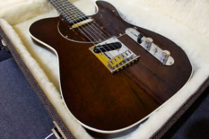 Guitarra SGT TC Standard Brown Natural - PRONTA ENTREGA