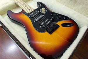 Guitarra SGT ST Classic HSH 3-Color Sunburst - PRONTA ENTREGA (semi-novo)