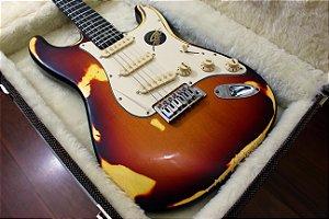 Guitarra SGT ST Classic Relic - PRONTA ENTREGA