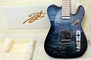 Guitarra SGT TC Standard Blue Jeans - PRONTA ENTREGA