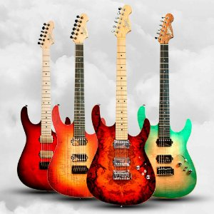 Guitarra SGT M1 Standard - ENCOMENDA