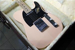 Guitarra SGT TC Classic Shell Pink - PRONTA ENTREGA