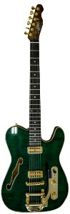 Guitarra SGT TC Thinline Custom - ENCOMENDA