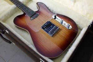 Guitarra SGT TC Standard Translucid Tobacco Burst - PRONTA ENTREGA