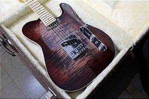 Guitarra SGT TC Standard Red Jeans - PRONTA ENTREGA