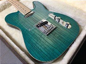 Guitarra SGT TC Classic Tranlucid Green - PRONTA ENTREGA