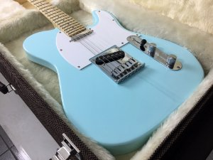 Guitarra SGT TC Start Daphne Blue - PRONTA ENTREGA
