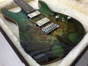 Guitarra SGT M1 Standard Pimenta Green - PRONTA ENTREGA