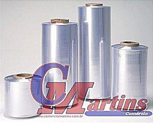 EMBALAGEM PLASTICA PVC ENCOLHIVEL 50CM