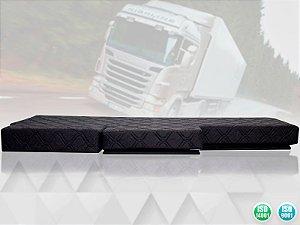 Cama para Caminhão Scania Luxo | Uma Extensão | Séries P, G e R