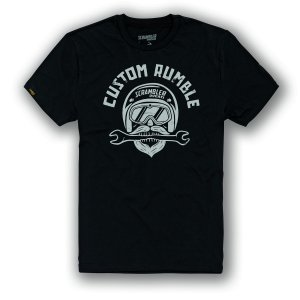 Camiseta Ducati Custom Rumble - Scrambler