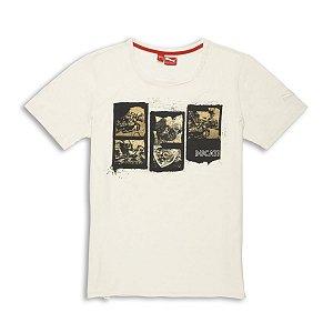 Camiseta Ducati Vintage