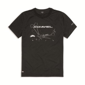 Camiseta Ducati Iron Dream  - X Diavel