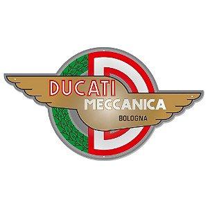 Placa Ducati Meccanica