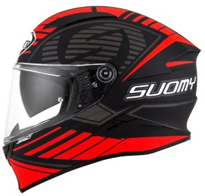 SUOMY SPEEDSTAR SP-1 - MATT RED