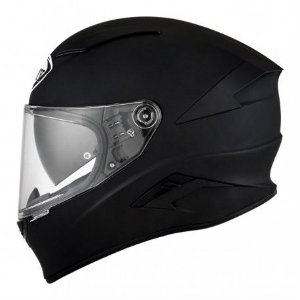 SUOMY SPEEDSTAR PLAIN - MATT BLACK