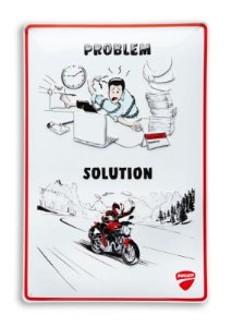 Placa Ducati Problema Solução