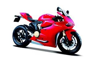 Miniatura Maisto - Ducati 1199 PANIGALE - 1:12